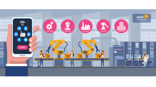 Manufacturers march on as  the unexpected leaders in IT modernisation