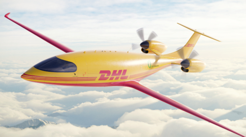 DHL Express shapes future sustainable aviation with Eviation's first-ever all-electric cargo planes