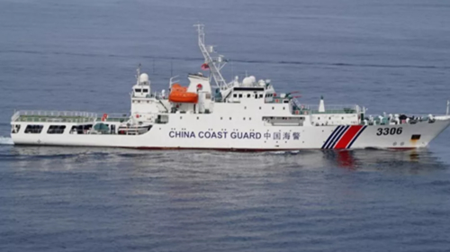 New Chinese Law requires foreign vessels to report to Maritime Authorities when entering waters