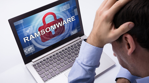 Responding against a ransomware attack resulting to a data breach