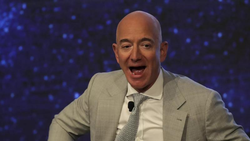 Jeff Bezos, former Amazon CEO