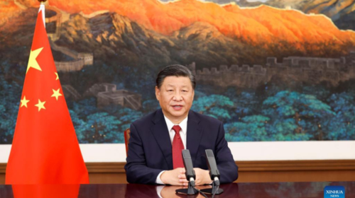 Xi calls for openness, cooperation in science & technology