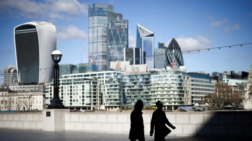 City of London sees record £20 billion of investment in tech start-ups as UK takes on US and China