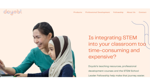 Doyobi raises US$2.8m pre-Series A to upskill teachers & bring STEM to schools in Asia & Middle East